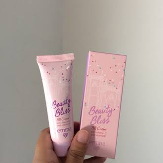 emina bb cream hand held