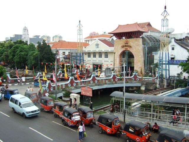 Pasar Baru Jakarta. Image: Google