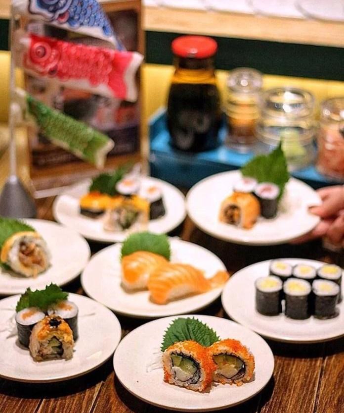Sushi Groove. Image: anakjajan.com