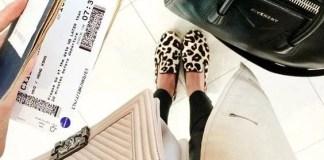 Ilustrasi Gambar Fashion Style di Bandara. Image: Google