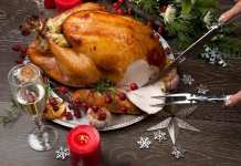 Menu istimewa Roated Turkey. (Image: Google)
