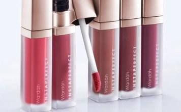 Pilihan Warna Lipstik Wardah Instaperfect
