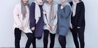 Outfit hijab style