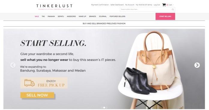 Website Tinkerlust