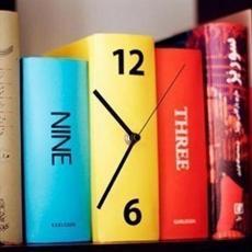 Часовник за книгомани