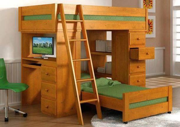 красиви мебели за деца