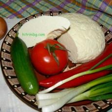 Сирене по домашна рецепта