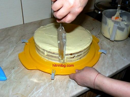 шоколадова торта блатове