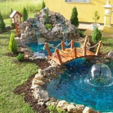 Шадраван за вашата градина