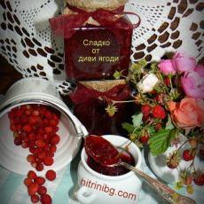 Сладко от диви ягоди без химия