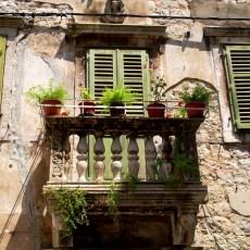 Поддържане на фасадата на къща