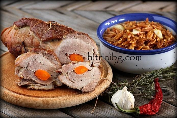 руло от свинско