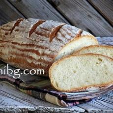 Пухкав хляб в панер