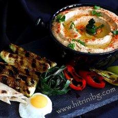 Хумус - ястие от Близкия изток
