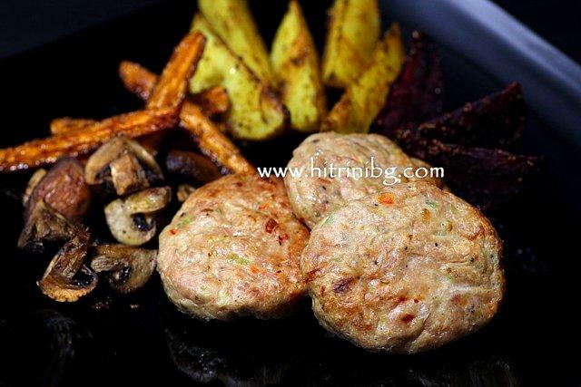 кюфтета от пилешко месо