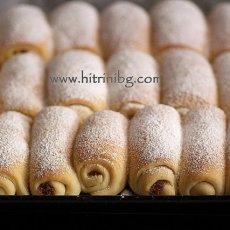 Конфитюрки - пухкави закуски