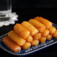 Толумбички - десерт от Ориента