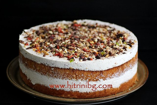 пандишпанова торта
