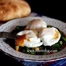 Подлучени яйца - бабина рецепта