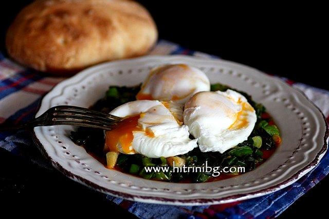 подлучени яйца