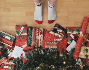 feet and gifts