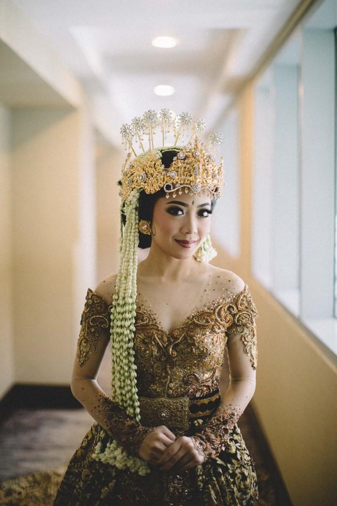 Parade 9 Potret Riasan Pernikahan Adat Sunda Dengan