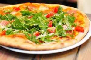 Pizza utan jast