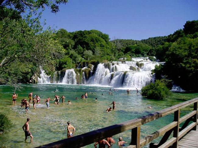 Skradinski-buk_vattenfall
