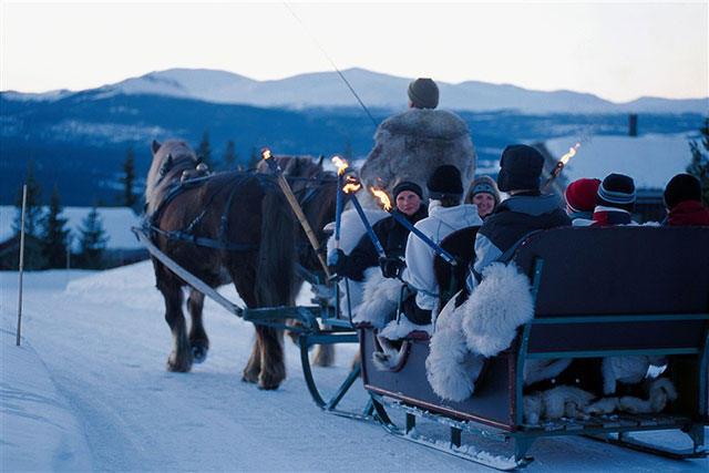 Norge_Julmarknad_Gudbrandsdalen