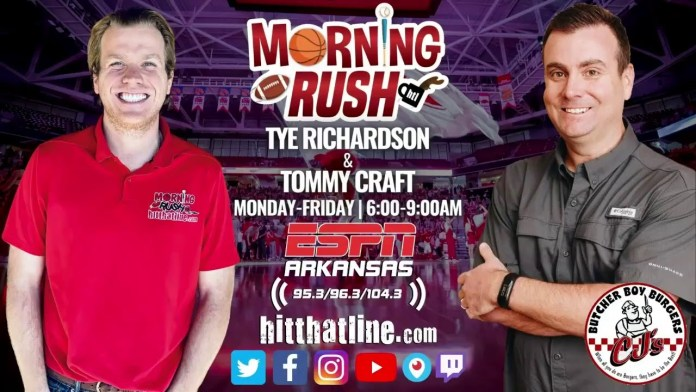 Watch the Morning Rush LIVE!