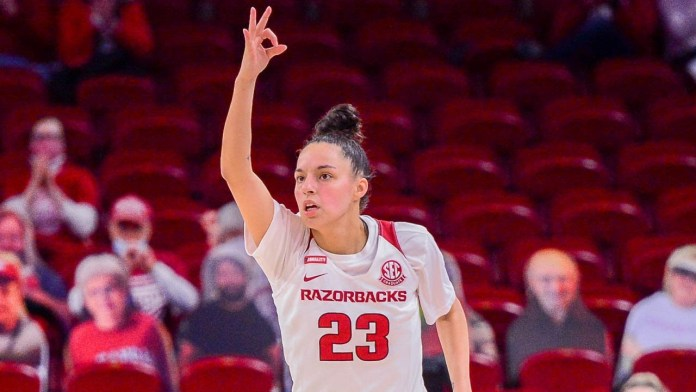 Ramirez on being 'in zone' putting up 35 on Senior Night for Hogs