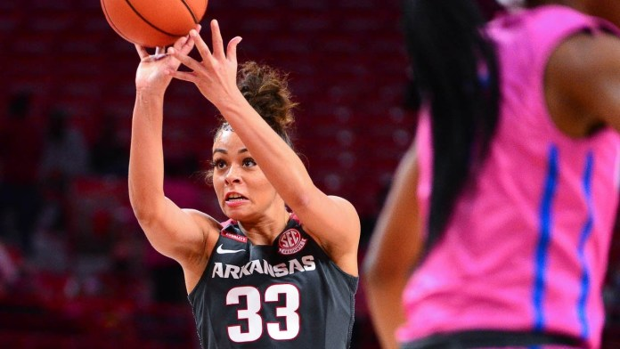 Dungee on stepping up with Slocum out of lineup in win over Ole Miss