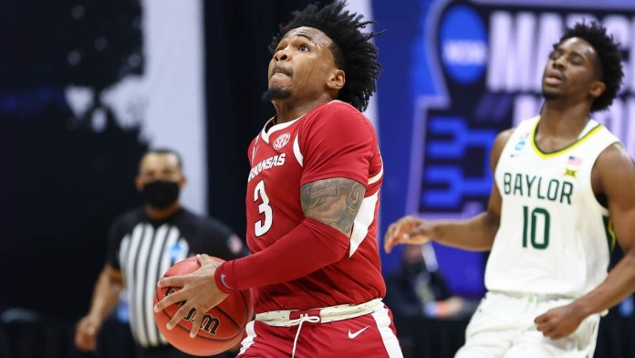Fans' reaction after Hogs knocked out of NCAA by Baylor