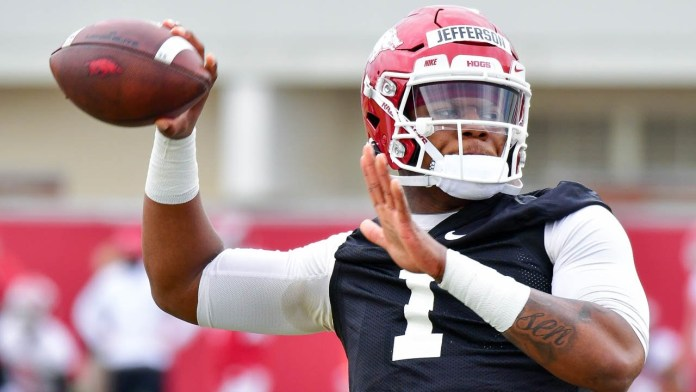 Chavanelle on spring practice, early looks at Jefferson at QB