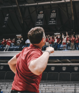 Bud Light Seltzer Morning Rush Podcast – Eric Musselman joins us from Indy!