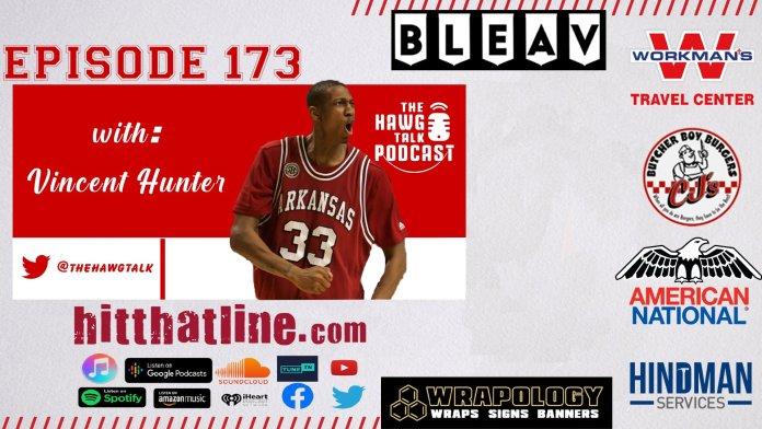 THE HAWG TALK PODCAST Episode 173: Vincent Hunter