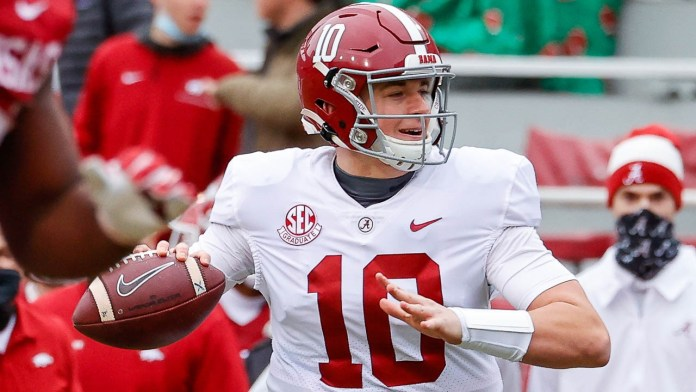 Alabama, SEC, dominate NFL Draft first round at skill positions