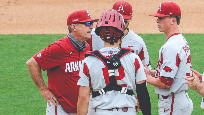 Van Horn on strong pitching in series-winning third game