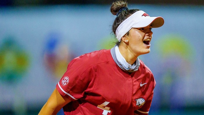 Razorbacks get 1-0 win over Tigers; one win from SEC title