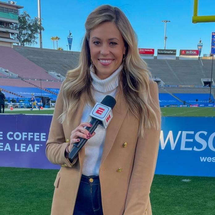 TRUSTING THE PROCESS: Taylor McGregor, Watch Marquee, ESPN
