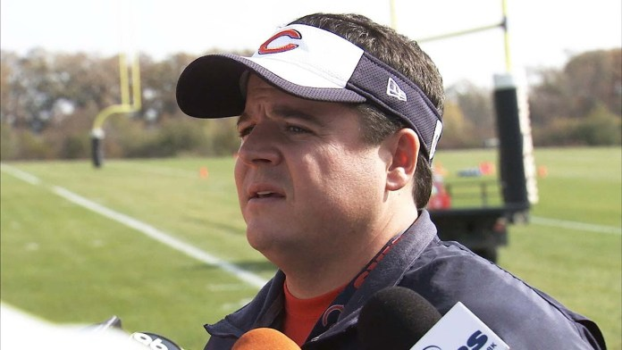 Goode thinks Loggains experienced with variety of different offense