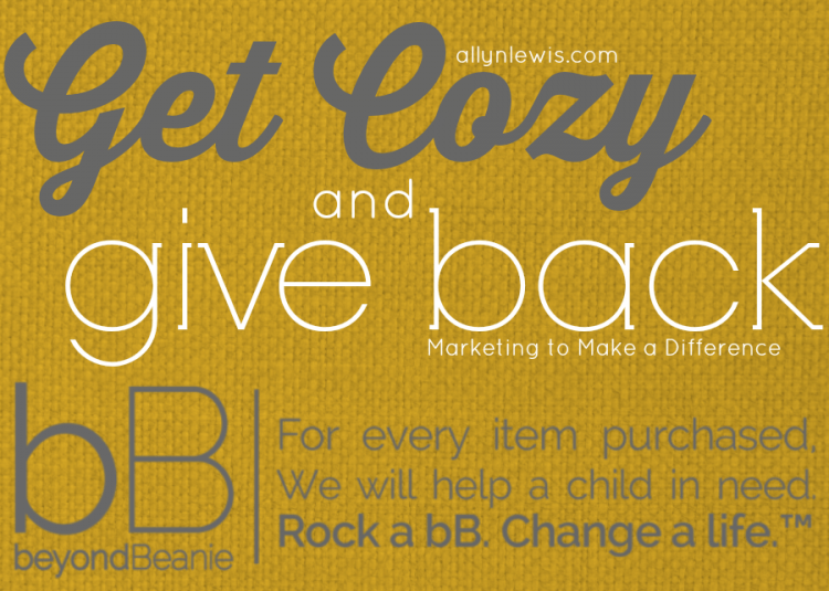 Get Cozy and Give Back with beyondBeanie