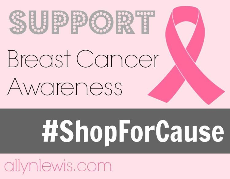 #ShopForCause with Mavatar's Breast Cancer Awareness Campaign