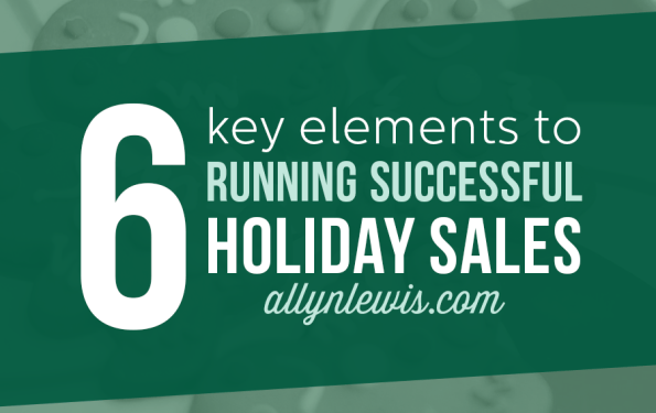 The average consumer plans to spend about $805 on holiday merchandise and there's no reason for them not to spend part of that on your business!
