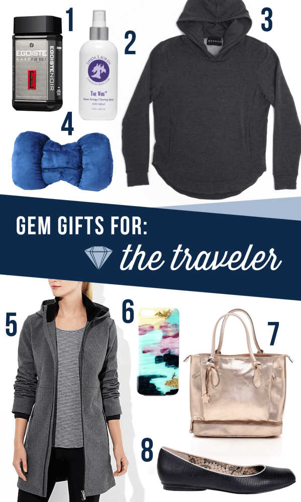 Gem Gift Guide: For the Traveler // allynlewis.com