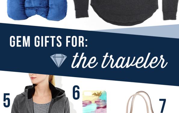 Gem Gift Guide: For the Traveler // allynlewis.com