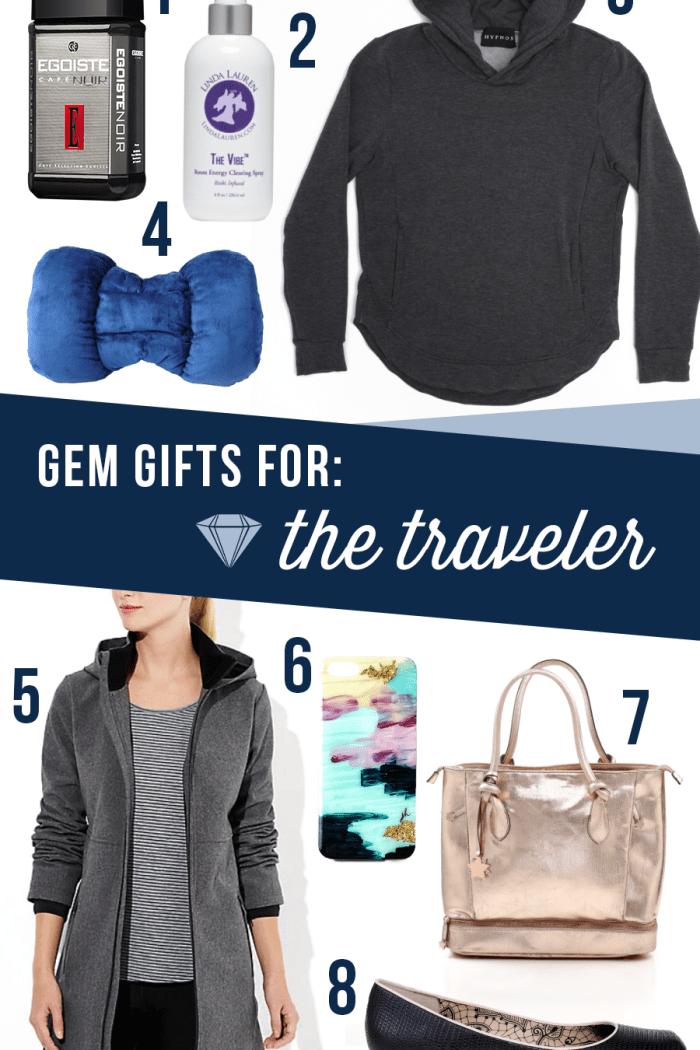 Gem Gift Guide: For the Traveler