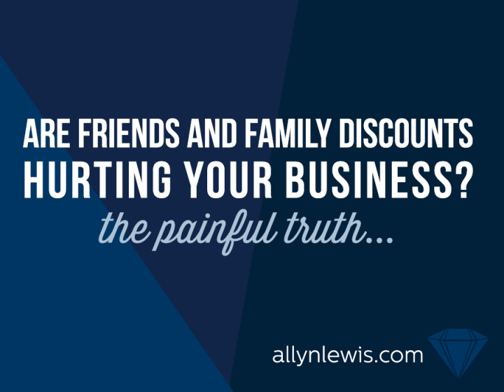 Never make a business decision based on guilt.