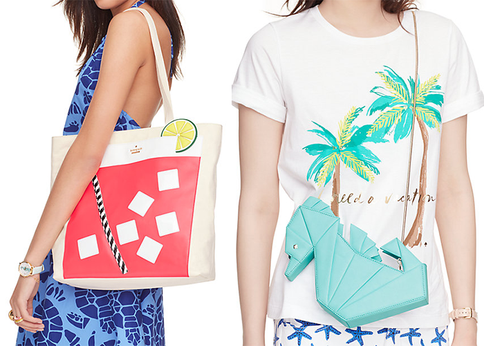 Kate Spade Gets It, We Need a Vacation