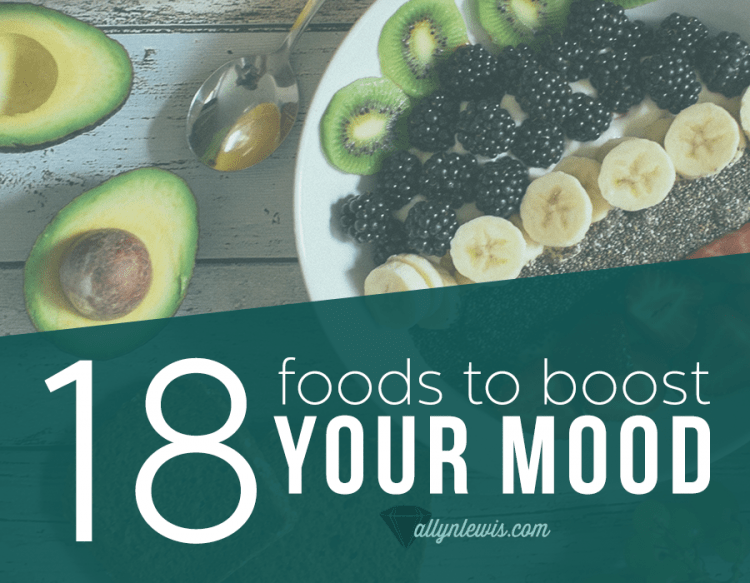 18 Foods to Boost Your Mood